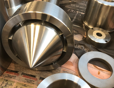 INSPECTION and TESTING of Extrusion Dies to produce Blown Film